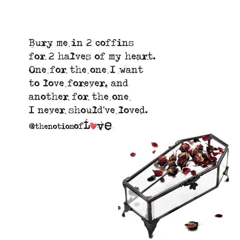 2 coffins